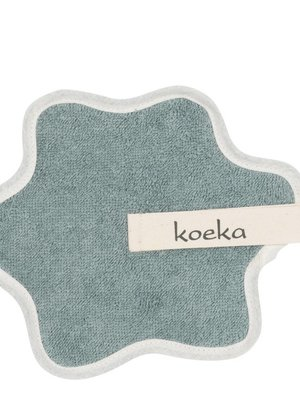 Koeka Koeka speendoekje rome groen