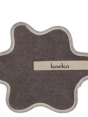 Koeka Koeka speendoekje rome taupe