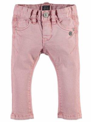 Babyface Babyface meisjes lange broek roze