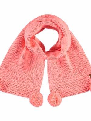 Babyface Babyface meisjes sjaal fluor oranje