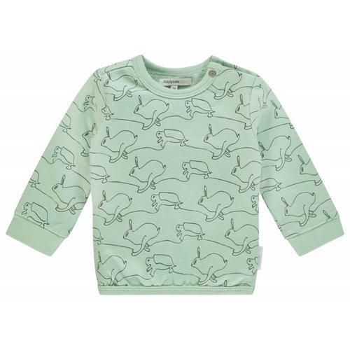 Noppies Noppies - Baby sweater Tavares mint
