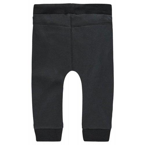 Noppies Noppies - Baby jongens broek slim-fit Tomah donker grijs
