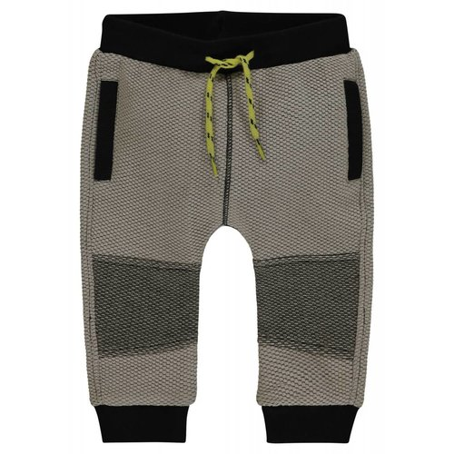Noppies Noppies - Baby jongens sweatbroek Waldorf grijs