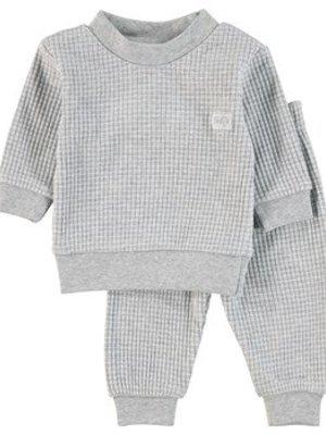 Feetje feetje pyjama grijs