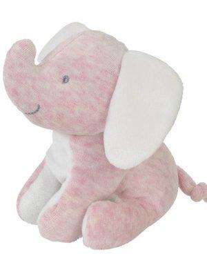 BAMBAM Bambam pink elephant cuddle roze