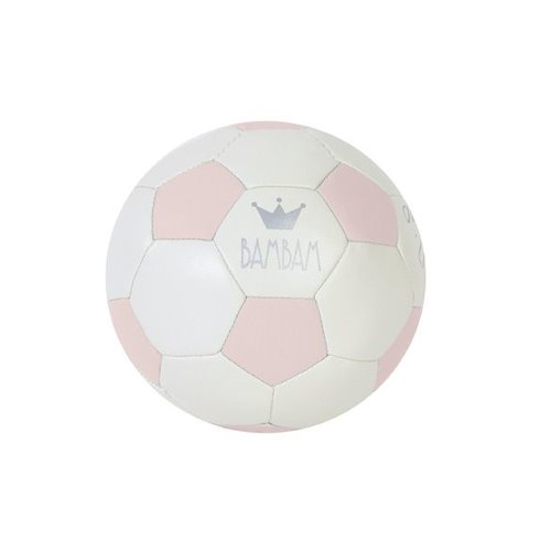 BAMBAM Bambam soft voetbal roze