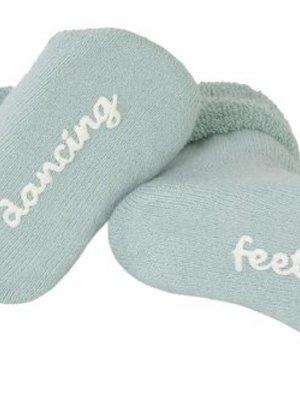 BAMBAM Bambam sokken dancing feet mint