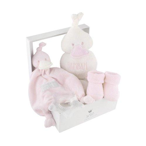BAMBAM Bambam giftbox roze