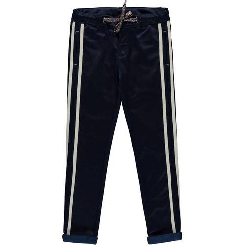 Quapi Meisjes broek donker blauw Lot Quapi