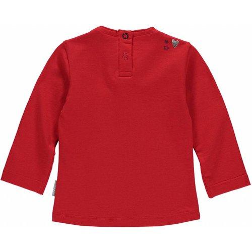 Quapi Meisjes jurk rood Michelle Quapi