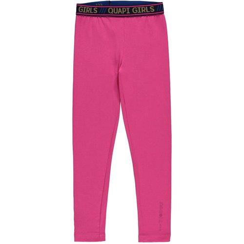Quapi Meisjes legging zacht roze Lavinia Quapi