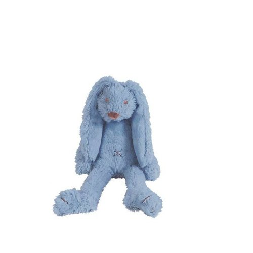 Happy Horse Happy horse tiny deep blue rabbit richie blauw
