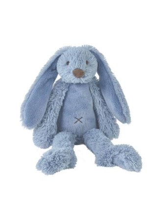 Happy Horse Happy horse deep blue rabbit richie blauw