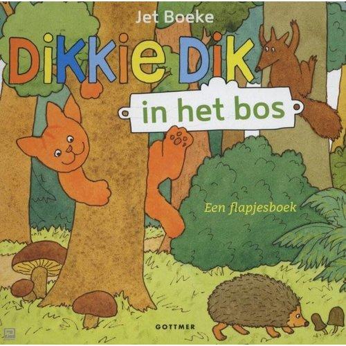 Imagebooks Factory Imagebooks factory dikkie dik in het bos