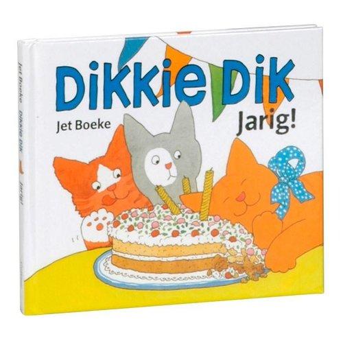 Imagebooks Factory Dikkie dik is jarig mini boekjes