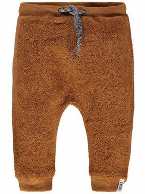 Tumble 'n Dry Tumble 'n Dry - Jongens sweatbroek bruin Xeff