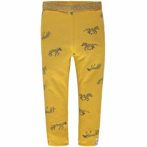 Tumble 'n Dry Tumble 'n Dry - Meisjes legging geel Thari