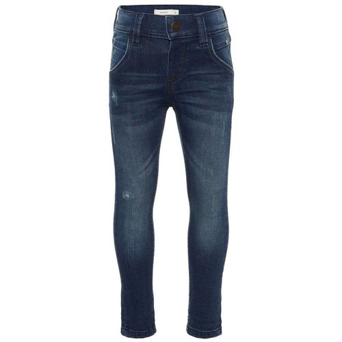 Name-it Name-it jongens jeans DNMTOBIAS Dark Blue Denim