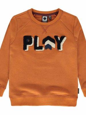 Tumble 'n Dry Tumble 'n Dry - Jongens sweater oranje Osmel