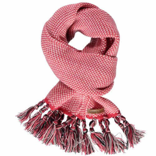 Tumble 'n Dry Tumble 'n Dry - Meisjes sjaal kers roze Vanilla