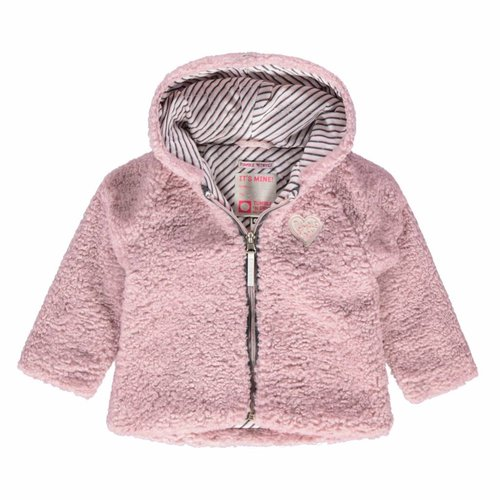 Tumble 'n Dry Tumble 'n Dry - Meisjes winterjas roze Zahara