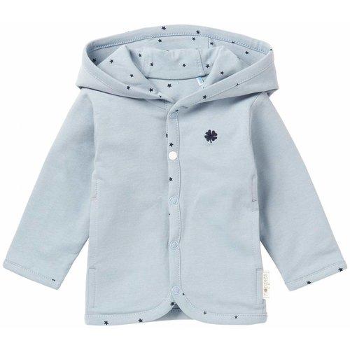 Noppies Noppies - baby Jongens cardigan Nuoro grey blue