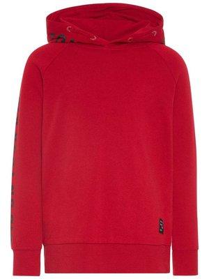 Name-it Name-it jongens sweater NKMOLE rood