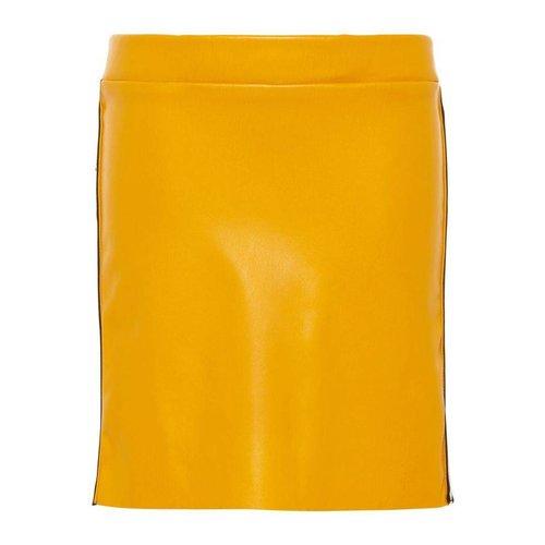 Name-it Name-it meisjes rok NKFRAGI geel