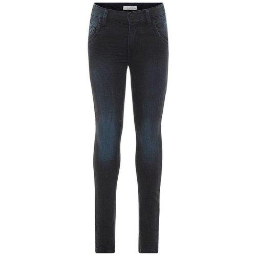 Name-it Name-it jongens skinny jeans NKMPETE DNMTY  zwart