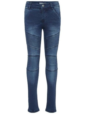 Name-it Name-it meisjes skinny jeans NKFPOLLY Blue Denim