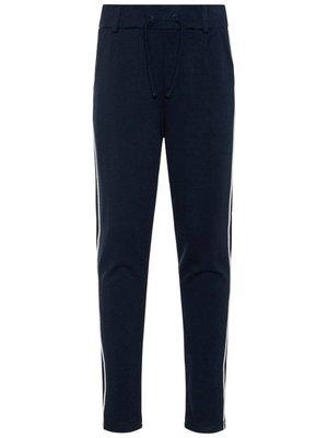 Name-it Name-it meisjes pantalon NKFIDALIC d.blauw