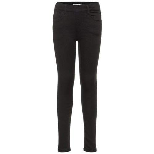 Name-it Name-it meisjes jeans legging NKFPOLLY zwart