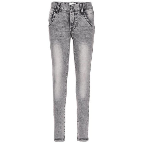 Name-it Name-it jongens x-slim jeans nittad grijs