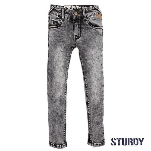 Sturdy Jongens jeans denim grijs Sturdy