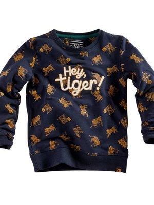Z8 Z8 - Jongens sweater donker blauw Brent