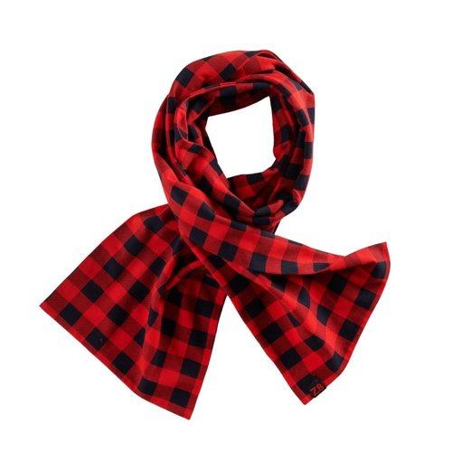 Z8 Z8 - Jongens sjaal rood Borre