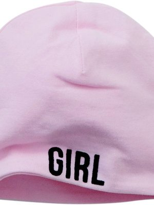 Z8 Baby meisjes muts roze Nako Z8
