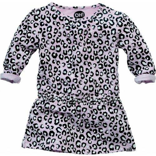 Z8 Baby meisjes jurk longsleeves dessin Namina Z8