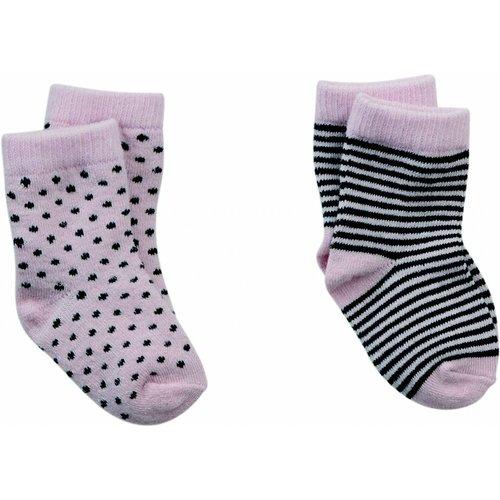 Z8 Baby sokken roze Nadette Z8