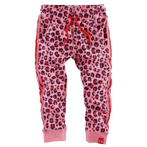 Z8 Z8 - Meisjes sweatbroek roze Mack