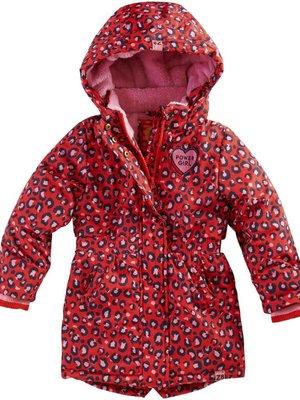 Z8 Z8 - Meisjes winterjas rood Mabella