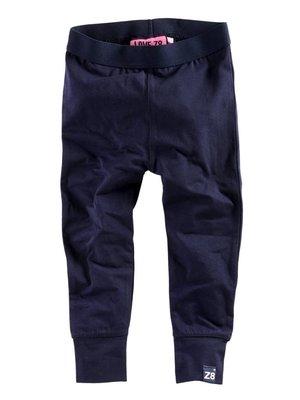 Z8 Z8 - Meisjes legging donker blauw Mijntje