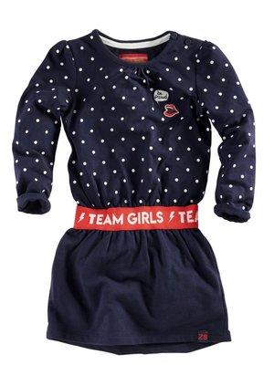 Z8 Z8 - Meisjes jurkje donker blauw Merie