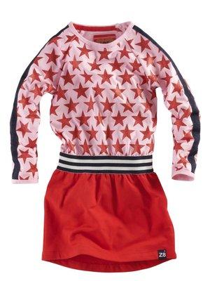 Z8 Z8 - Meisjes jurkje roze Maria