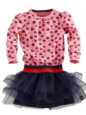 Z8 Z8 - Meisjes jurkje roze Majorie