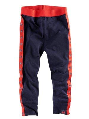 Z8 Z8 - Meisjes legging donker blauw Maite