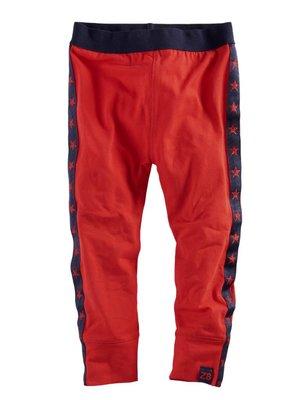 Z8 Z8 - Meisjes legging rood Maite