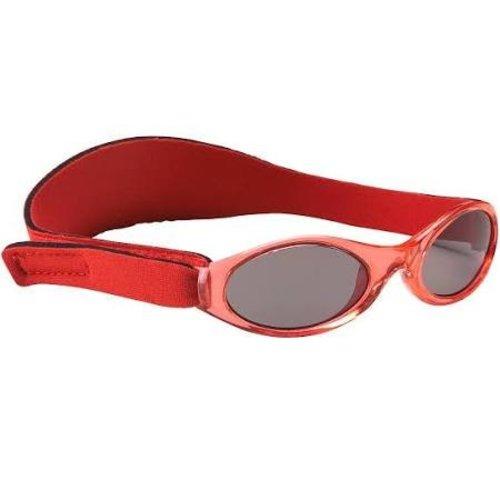 Banz Banz zonnebril 2-5 jaar rood