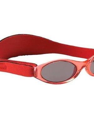 Banz Banz zonnebril 0-2 jaar rood