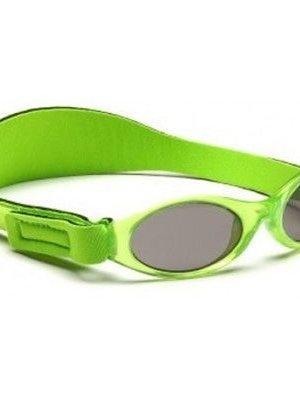 Banz Banz zonnebril 0-2 jaar lime groen